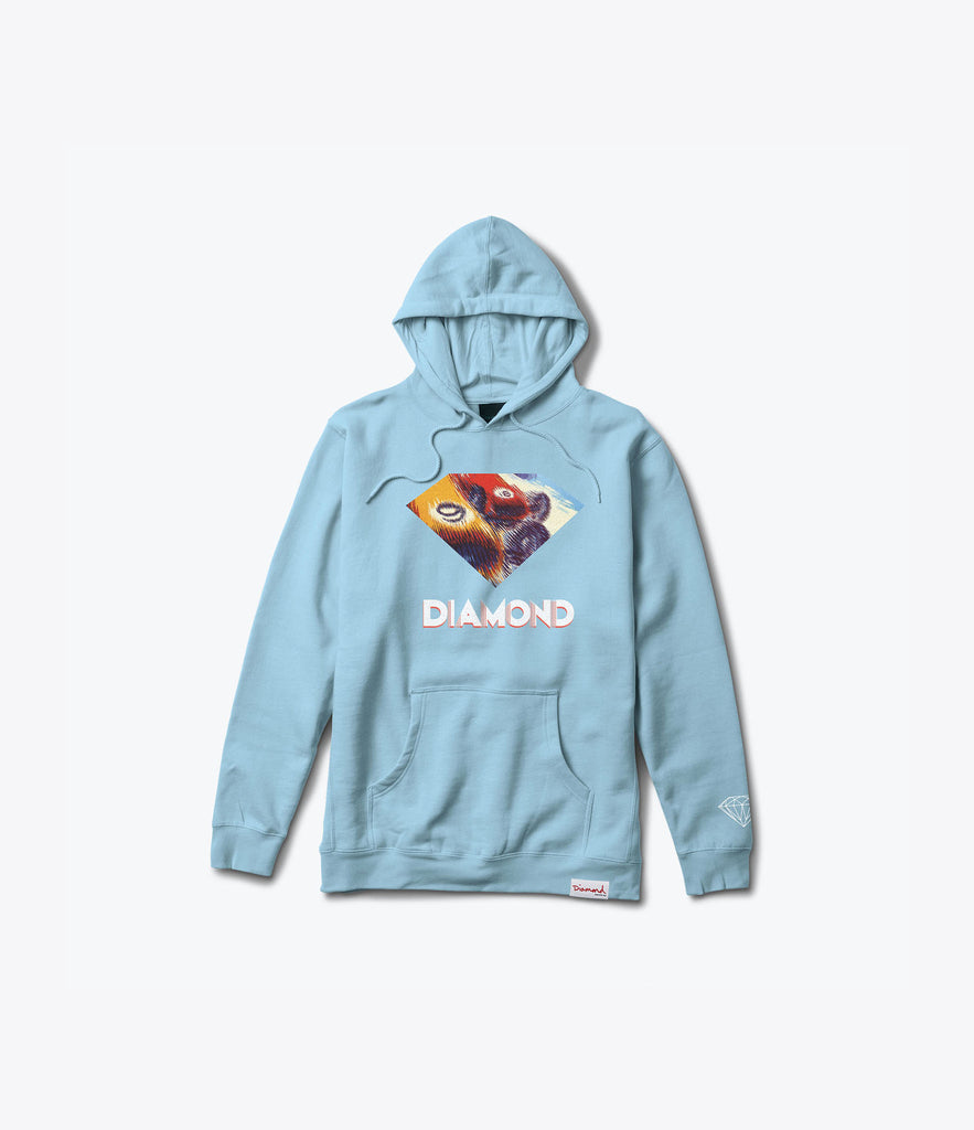 Diamond Monaco Pullover Hood, Summer 2016 Delivery 2 Pullover Hoods -  Diamond Supply Co.