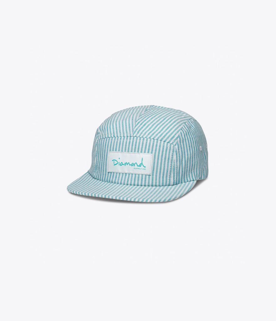 Monte Carlo 5-Panel Camp Hat, Summer 2016 Delivery 1 Headwear -  Diamond Supply Co.