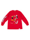 Diamond x Looney Tunes Looney Tunes Long Sleeve - Red