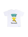 The Hundreds - Diamond x Looney Tunes Tweety Skate Tee - White