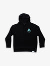 Diamond X Big Sleeps Hoodie - Black