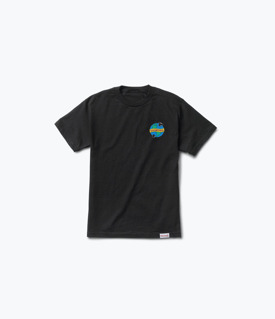 Pandemic Tee, Holiday 2016 Delivery 2 Tees -  Diamond Supply Co.
