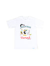 The Hundreds - Diamond x Looney Tunes Looney Tunes Tee - White