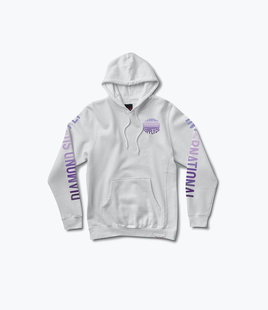 International Pullover Hood, Holiday 2016 Delivery 2 Sweatshirts -  Diamond Supply Co.