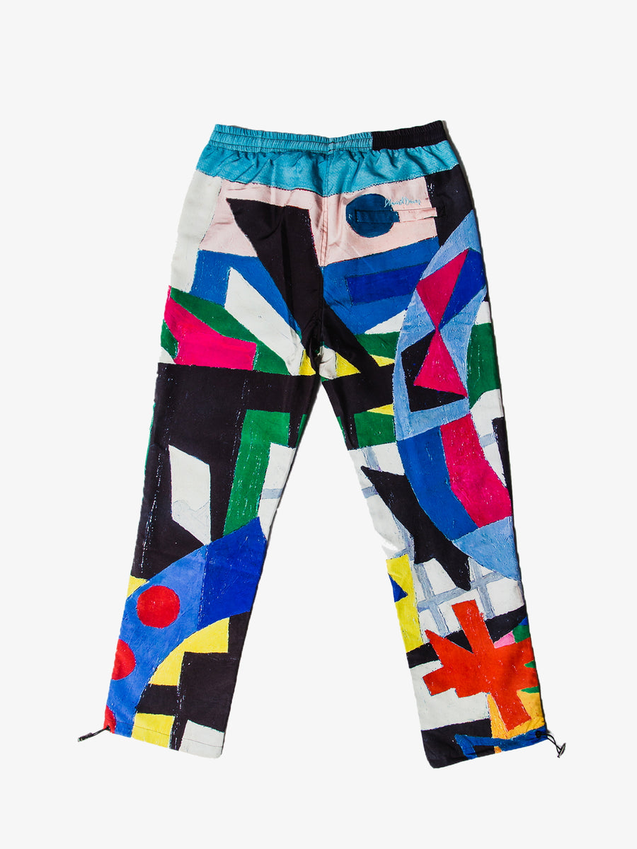 Diamond X Stuart Davis Track Pants - Multi