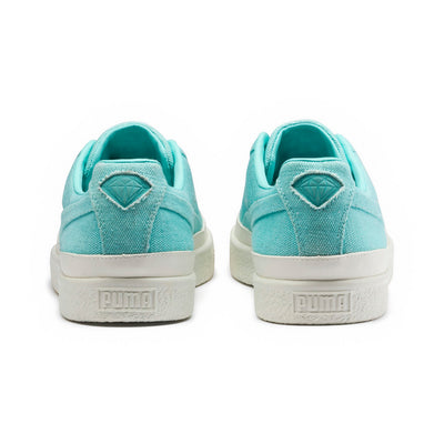 Puma x Diamond Clyde (Diamond Blue), Limited Additions -  Diamond Supply Co.