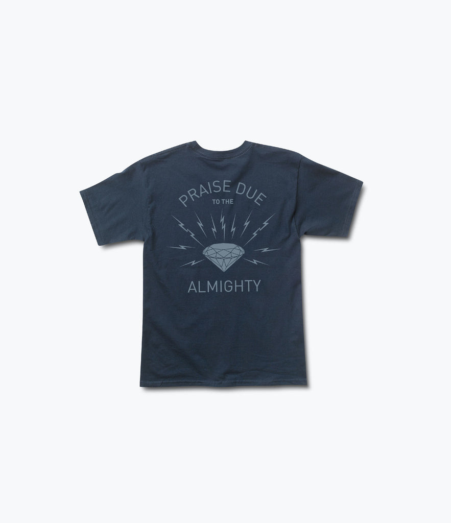 Worship Tee, Holiday 2016 Delivery 2 Tees -  Diamond Supply Co.