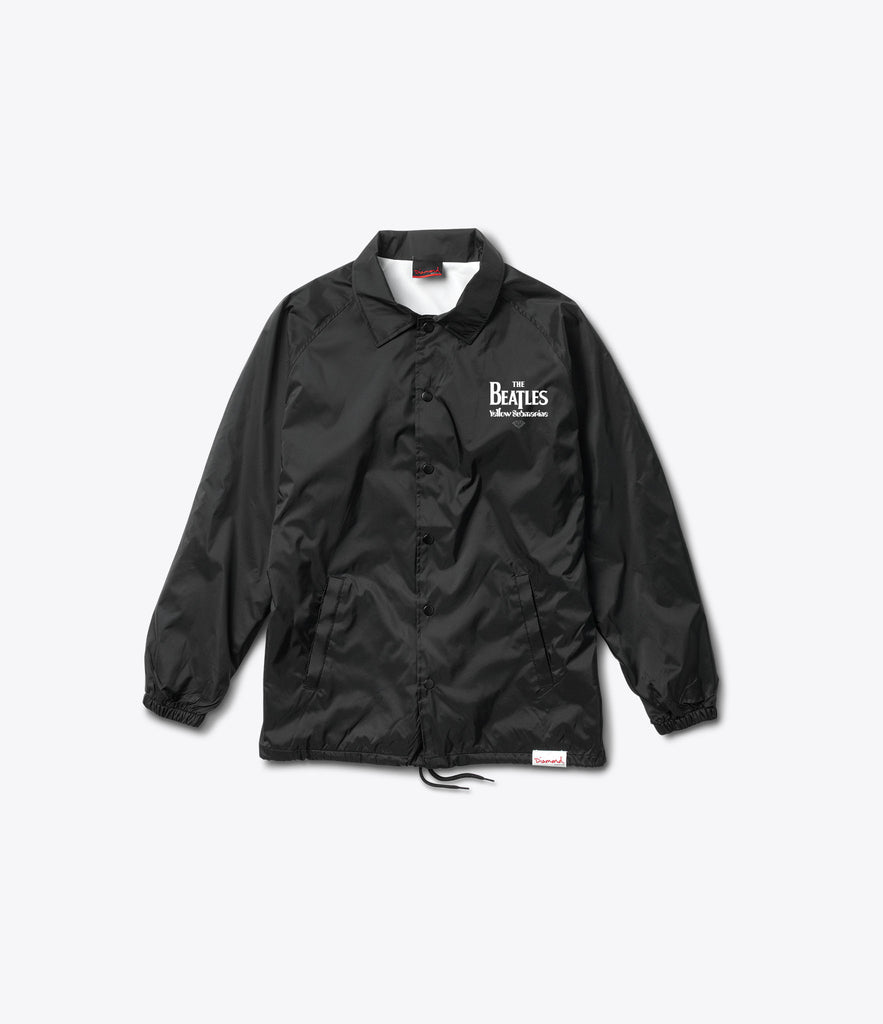 Diamond x Beatles Fab Four Coaches Jacket, Limited Additions -  Diamond Supply Co.