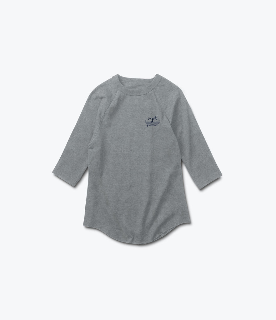 Typhoon 3/4 Sleeve Tee, Summer 2016 Delivery 2 Tees -  Diamond Supply Co.