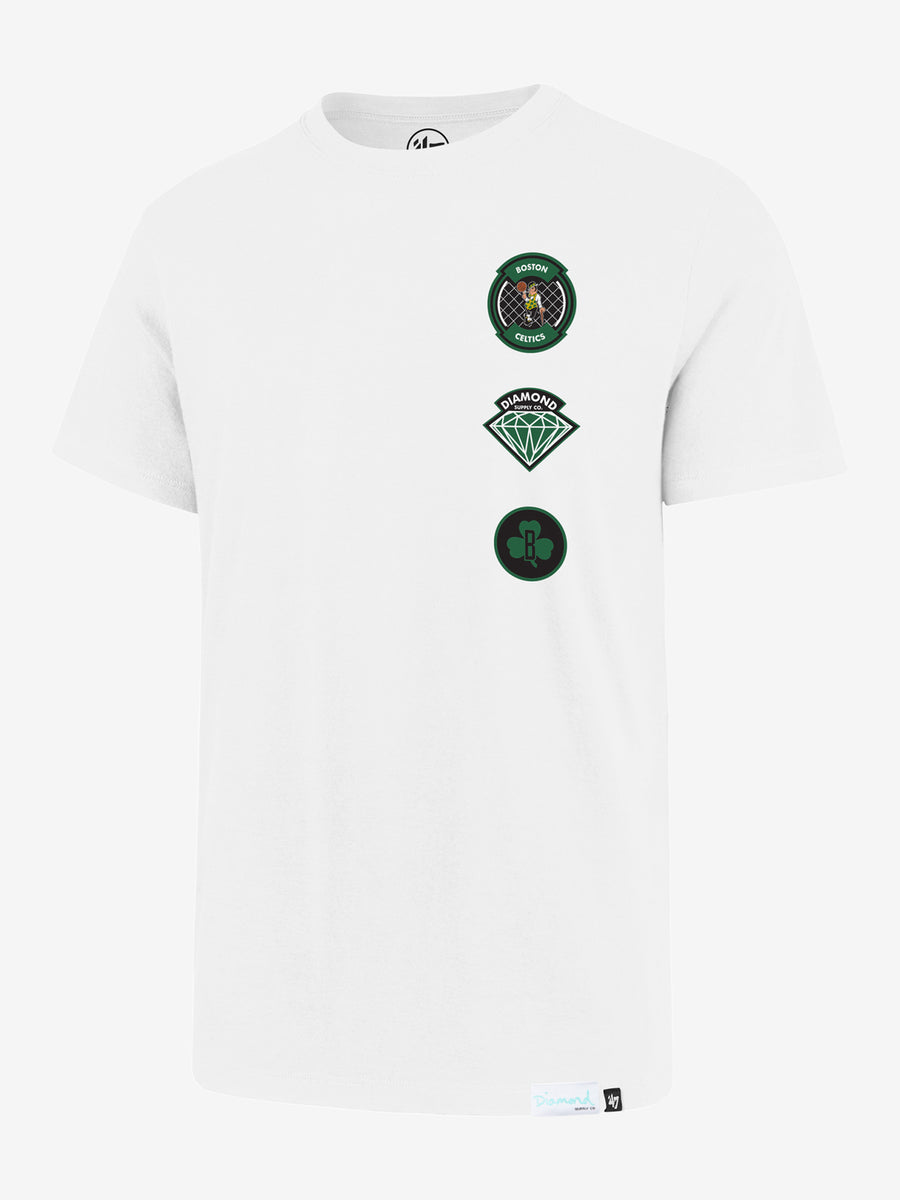 DIAMOND X '47 X NBA Flanker Tee -  Celtics