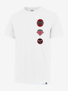 DIAMOND X '47 X NBA Flanker Tee -  Chicago Bulls