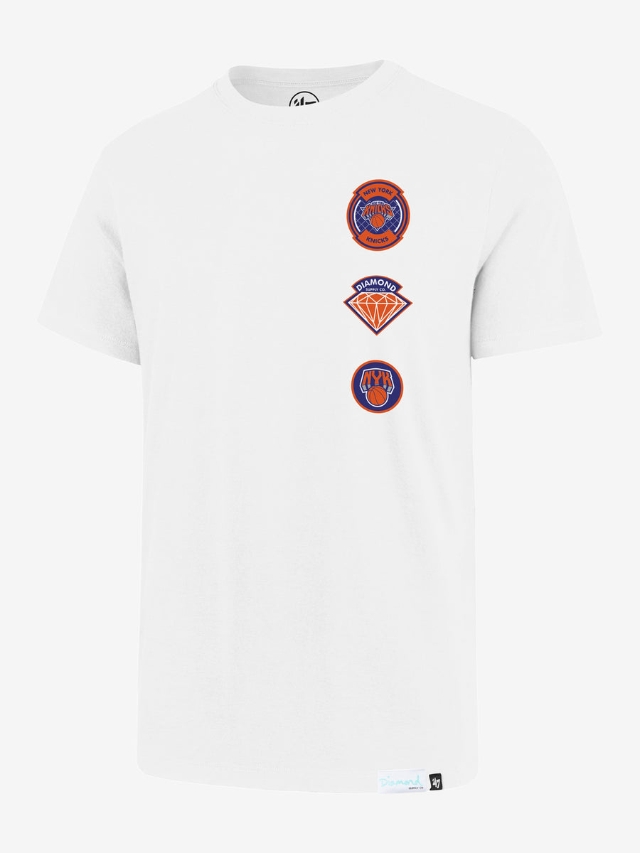 DIAMOND X '47 X NBA Flanker Tee -  Knicks