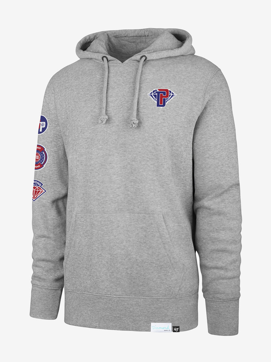 DIAMOND X '47 X NBA 4C Headline Hood - Detroit Pistons