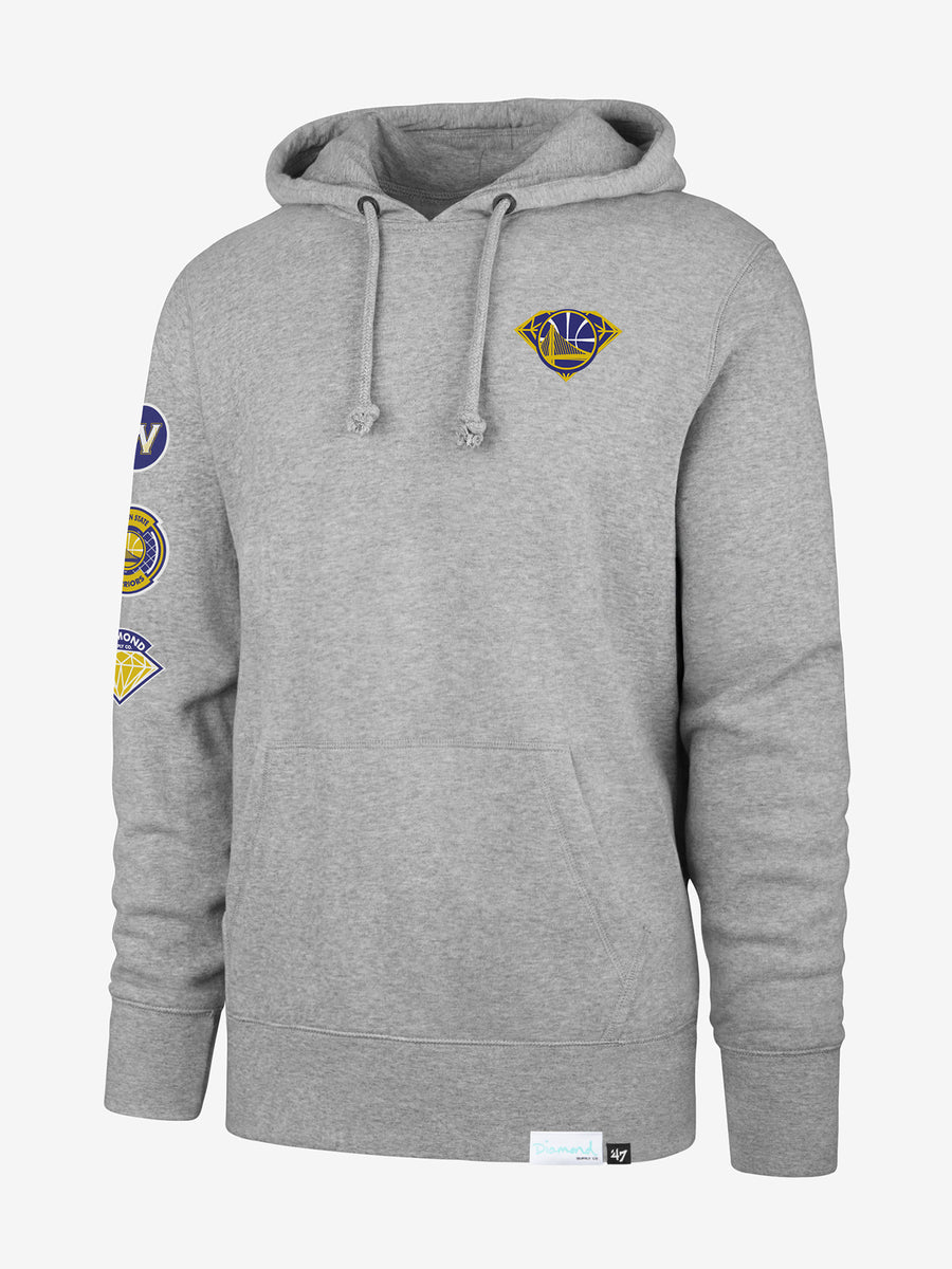 DIAMOND X '47 X NBA 4C Headline Hood - Golden State