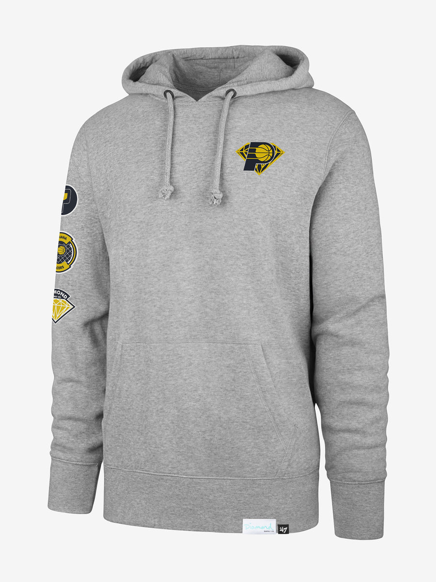 DIAMOND X '47 X NBA 4C Headline Hood - Indiana Pacers
