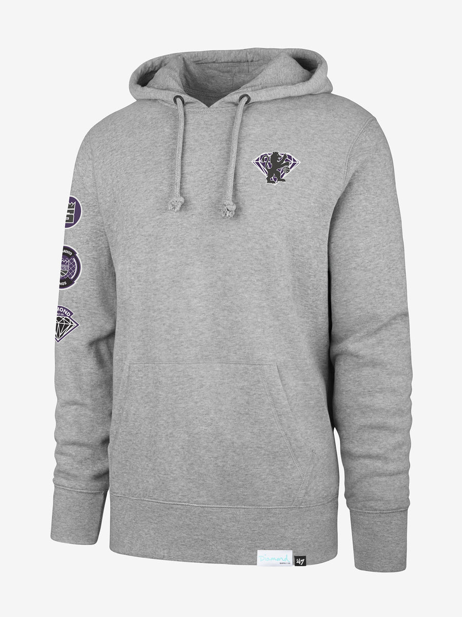 DIAMOND X '47 X NBA 4C Headline Hood - Sacramento Kings