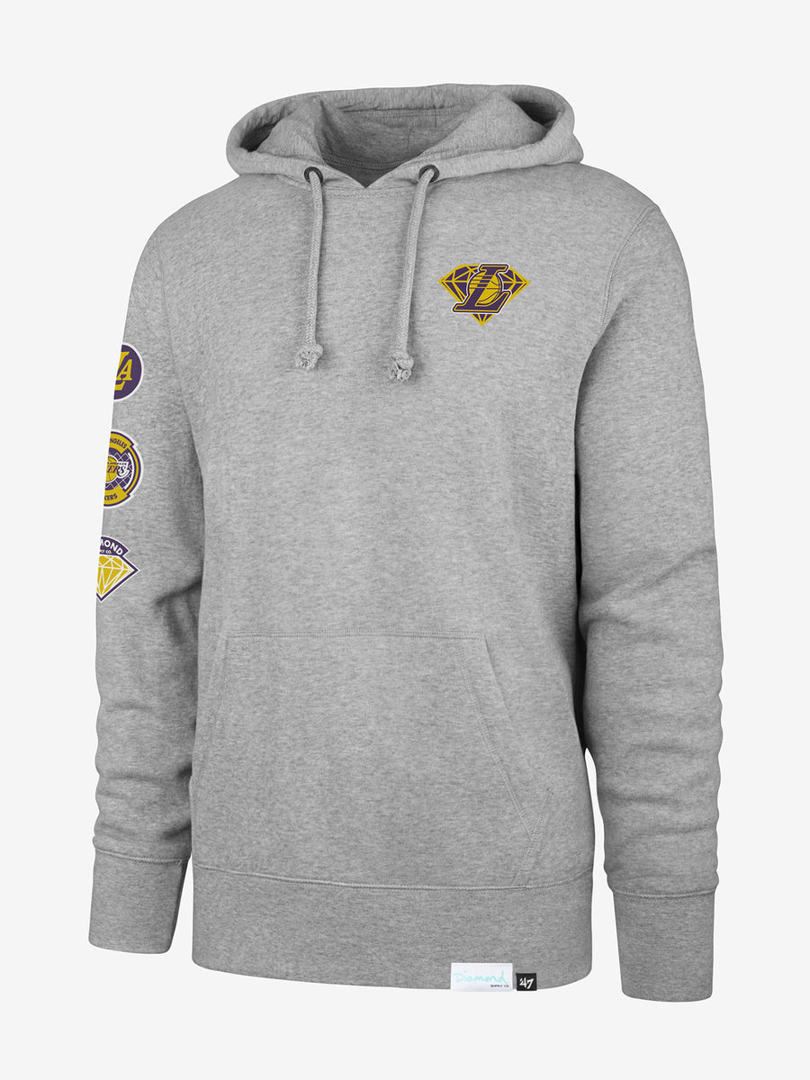 DIAMOND X '47 X NBA 4C Headline Hood -  LA Lakers