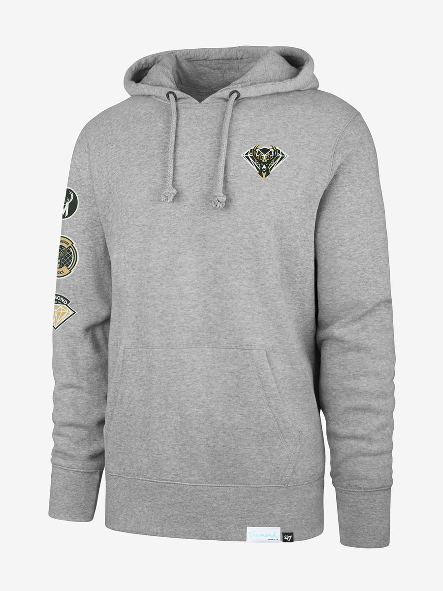 DIAMOND X '47 X NBA 4C Headline Hood -  Milwaukee Bucks