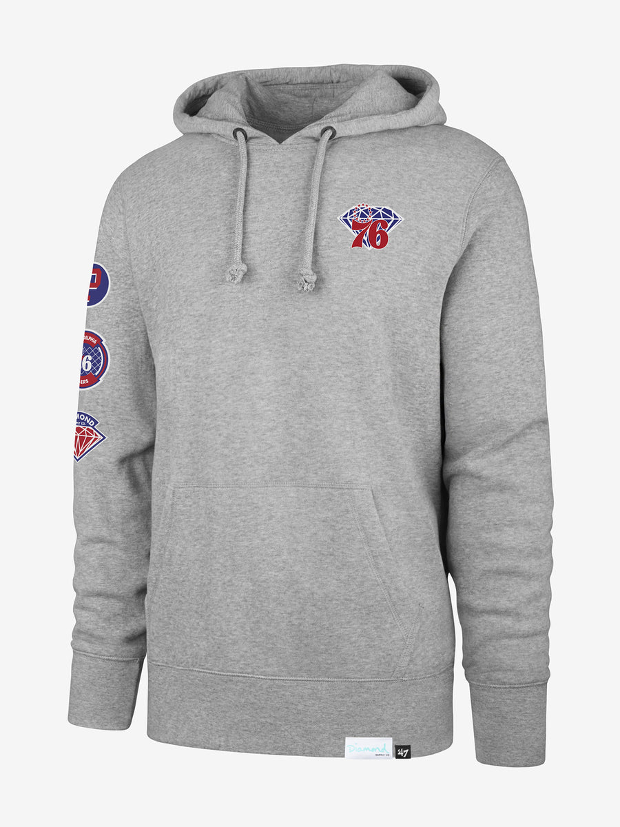 DIAMOND X '47 X NBA 4C Headline Hood -  76ers