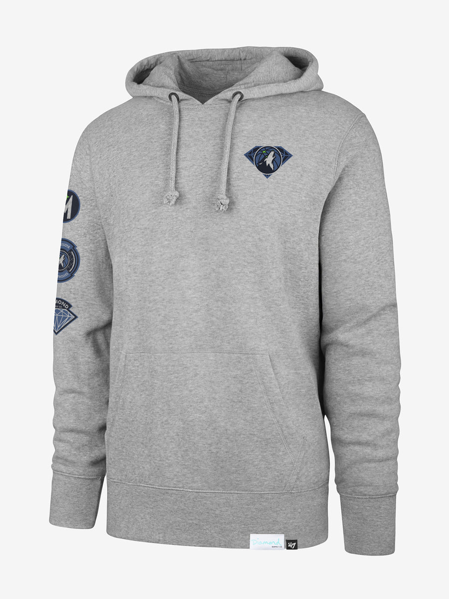 DIAMOND X '47 X NBA 4C Headline Hood -  Minnesota Timberwolves