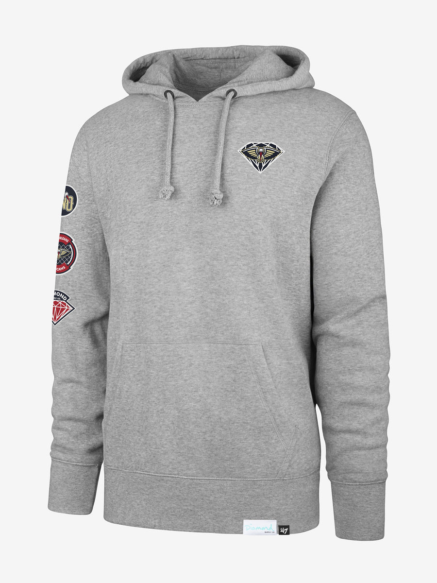 DIAMOND X '47 X NBA 4C Headline Hood -  New Orleans Pelicans