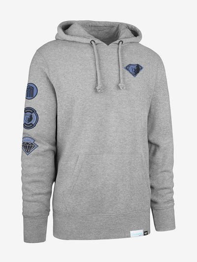 DIAMOND X '47 X NBA 4C Headline Hood -  Memphis Grizzlies