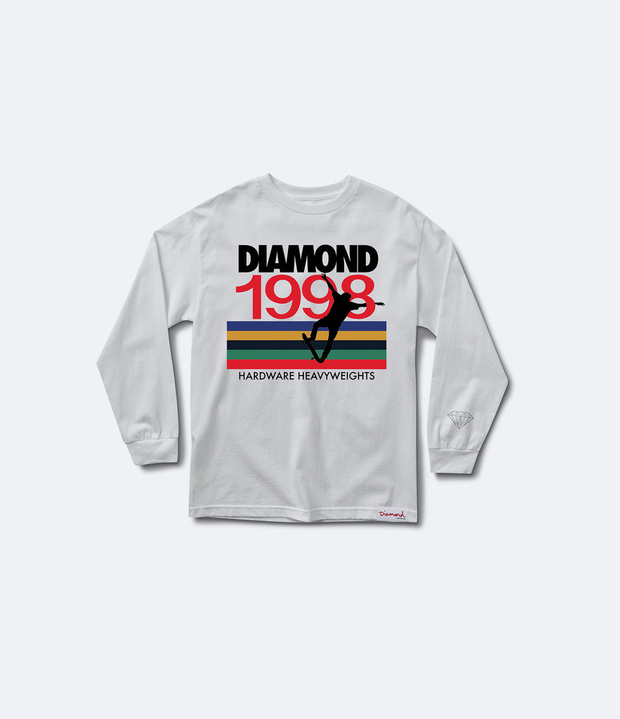 Nineties Longsleeve Tee, Holiday 2016 Delivery 2 Tees -  Diamond Supply Co.