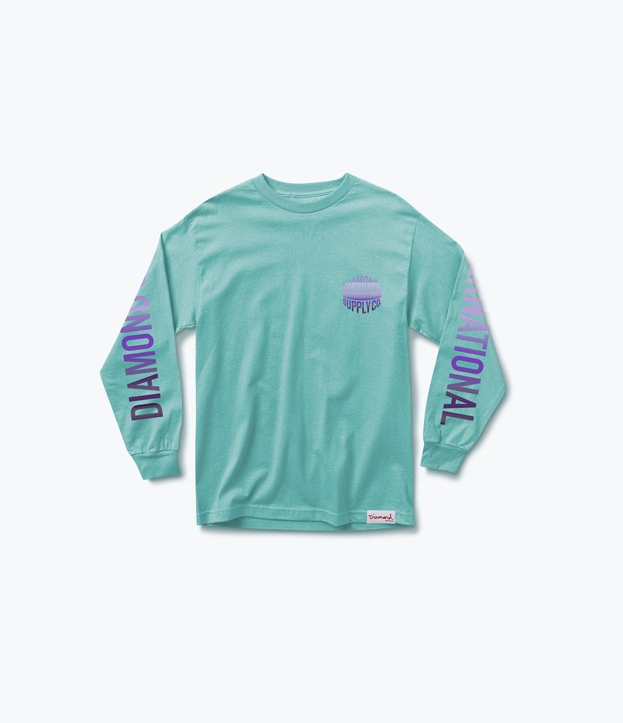 International Longsleeve Tee, Holiday 2016 Delivery 2 Tees -  Diamond Supply Co.