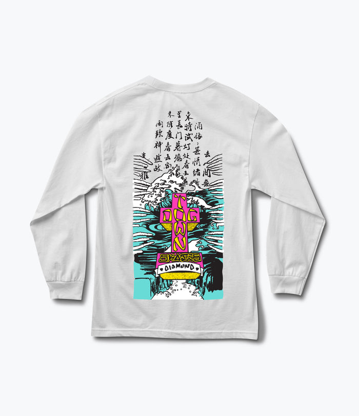 Diamond x Dogtown A. Murray Longsleeve Tee, Limited Additions -  Diamond Supply Co.