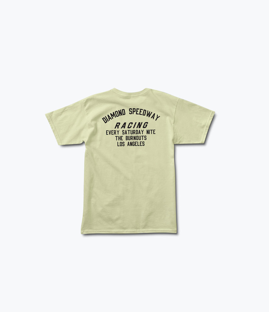 Speedway Tee, Spring 2017 Delivery 2 Tees -  Diamond Supply Co.