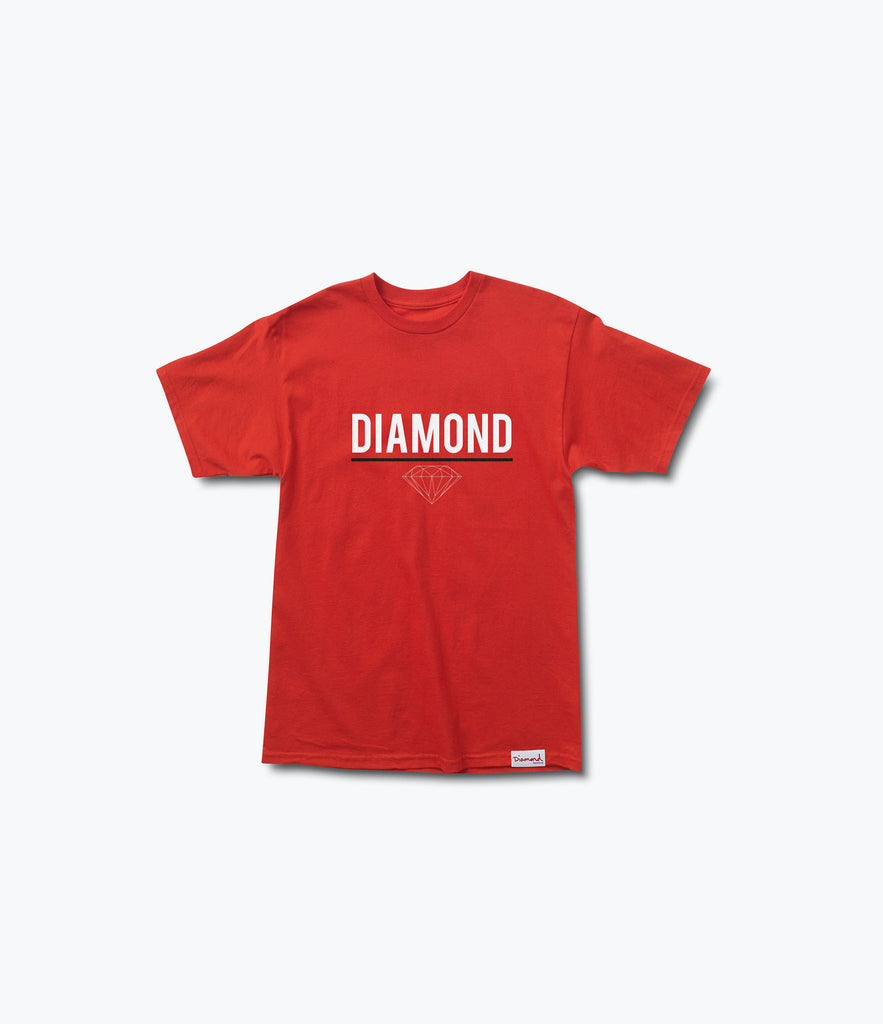 Strike Tee, Spring 2017 Delivery 2 Tees -  Diamond Supply Co.