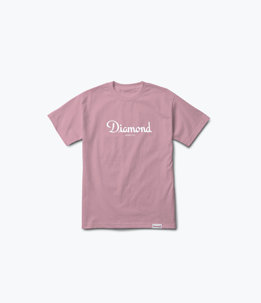 Champagne Sign Tee, Spring 2017 Delivery 2 Tees -  Diamond Supply Co.
