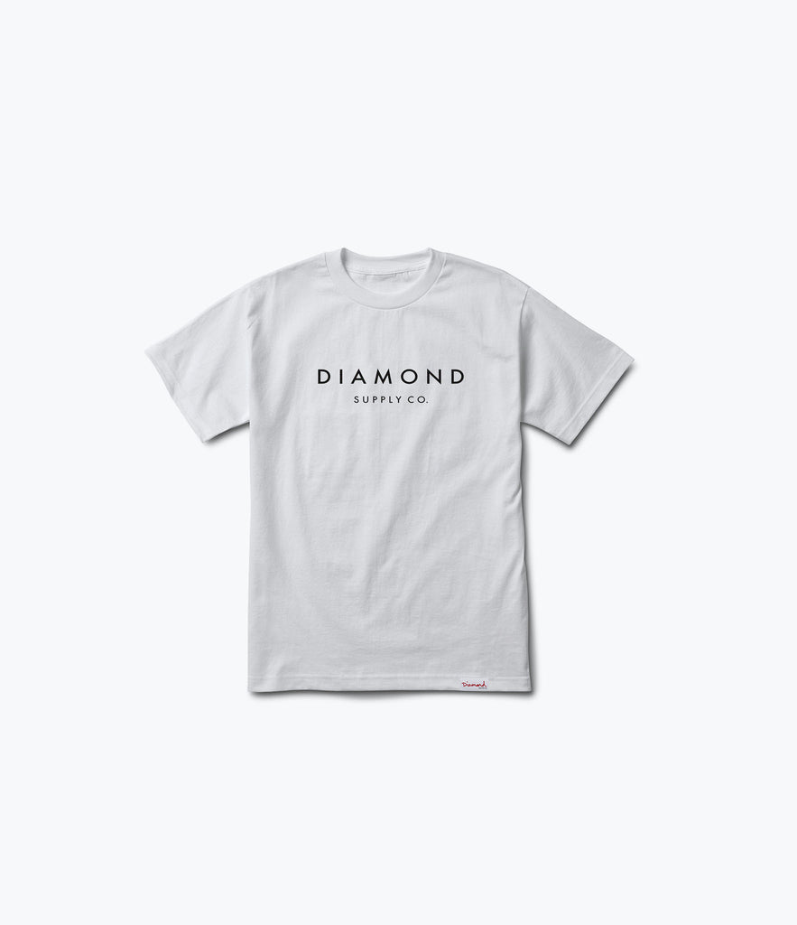 Stone Cut Tee, Spring 2017 Delivery 1 Tees -  Diamond Supply Co.