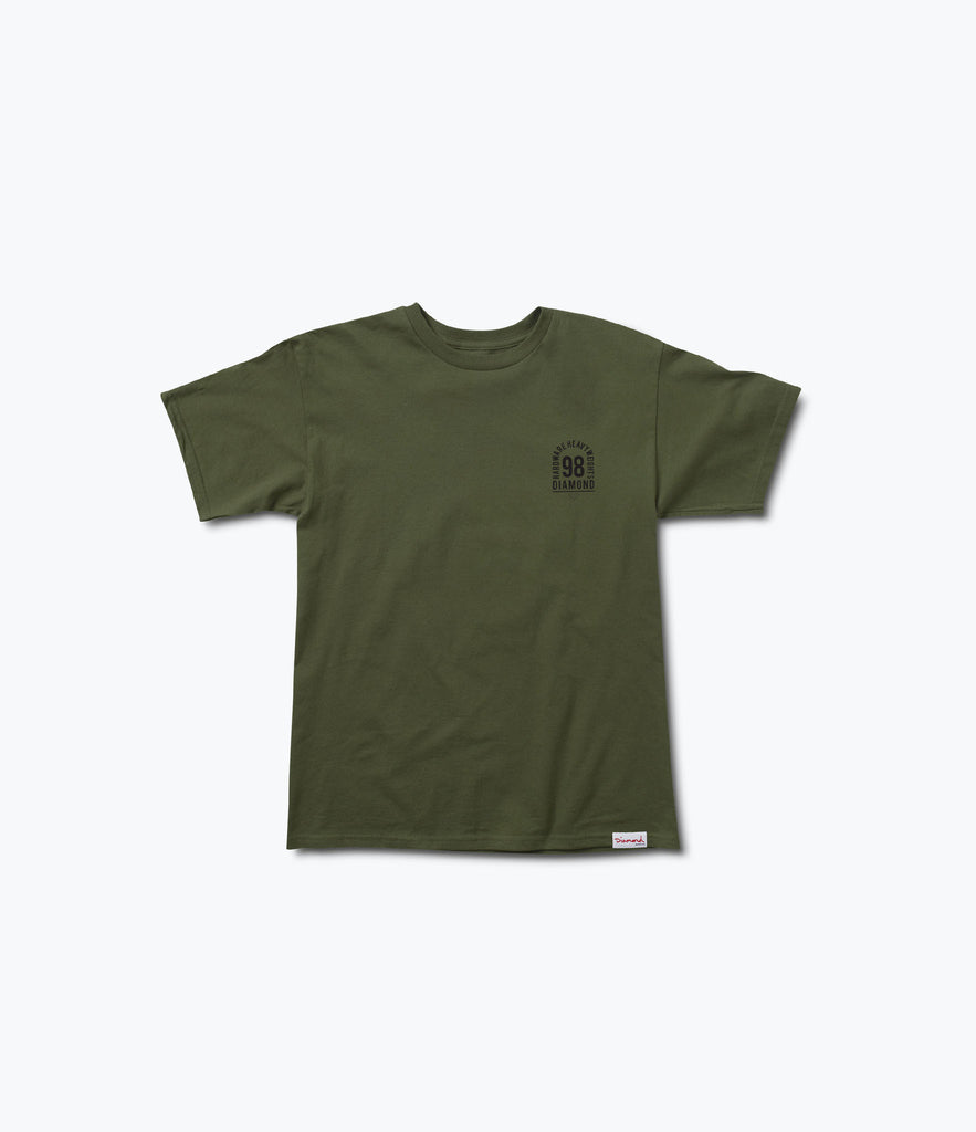 Access Tee, Spring 2017 Delivery 1 Tees -  Diamond Supply Co.