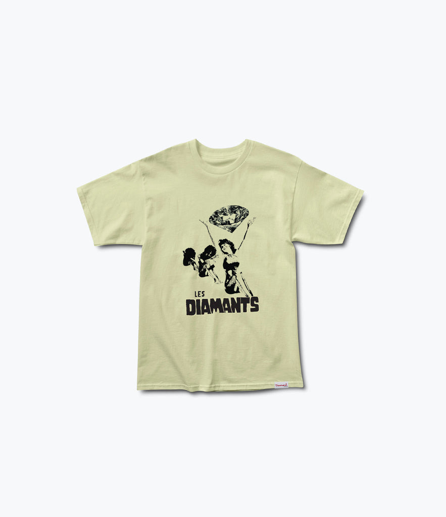 Les Diamants Tee, Spring 2017 Delivery 2 Tees -  Diamond Supply Co.