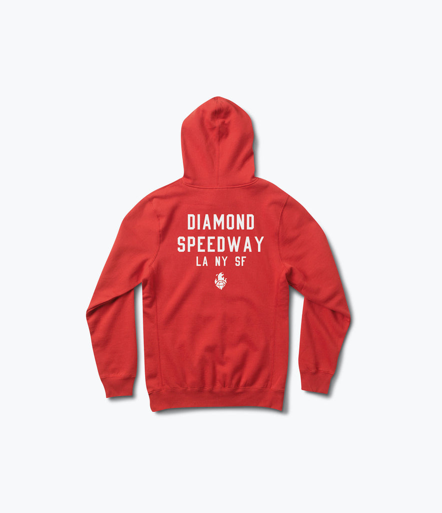 Burnouts Hoodie, Spring 2017 Delivery 2 Sweatshirts -  Diamond Supply Co.