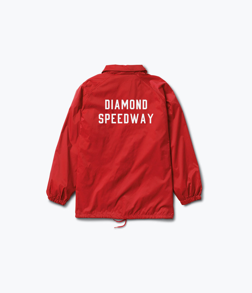 Burnouts Coach Jacket, Spring 2017 Delivery 2 Jackets -  Diamond Supply Co.