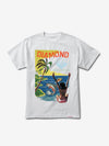 Fishing for Compliments Tee - White, Spring 19 -  Diamond Supply Co.