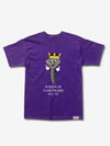 Kings of Hardware Tee - Purple