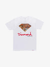 The Hundreds - Ethiopian Diamond Tee - White