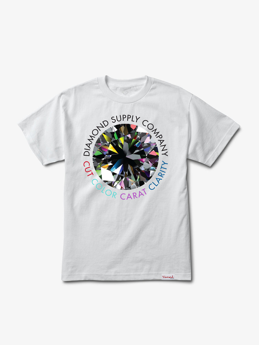 The Hundreds - Clarity Tee - White