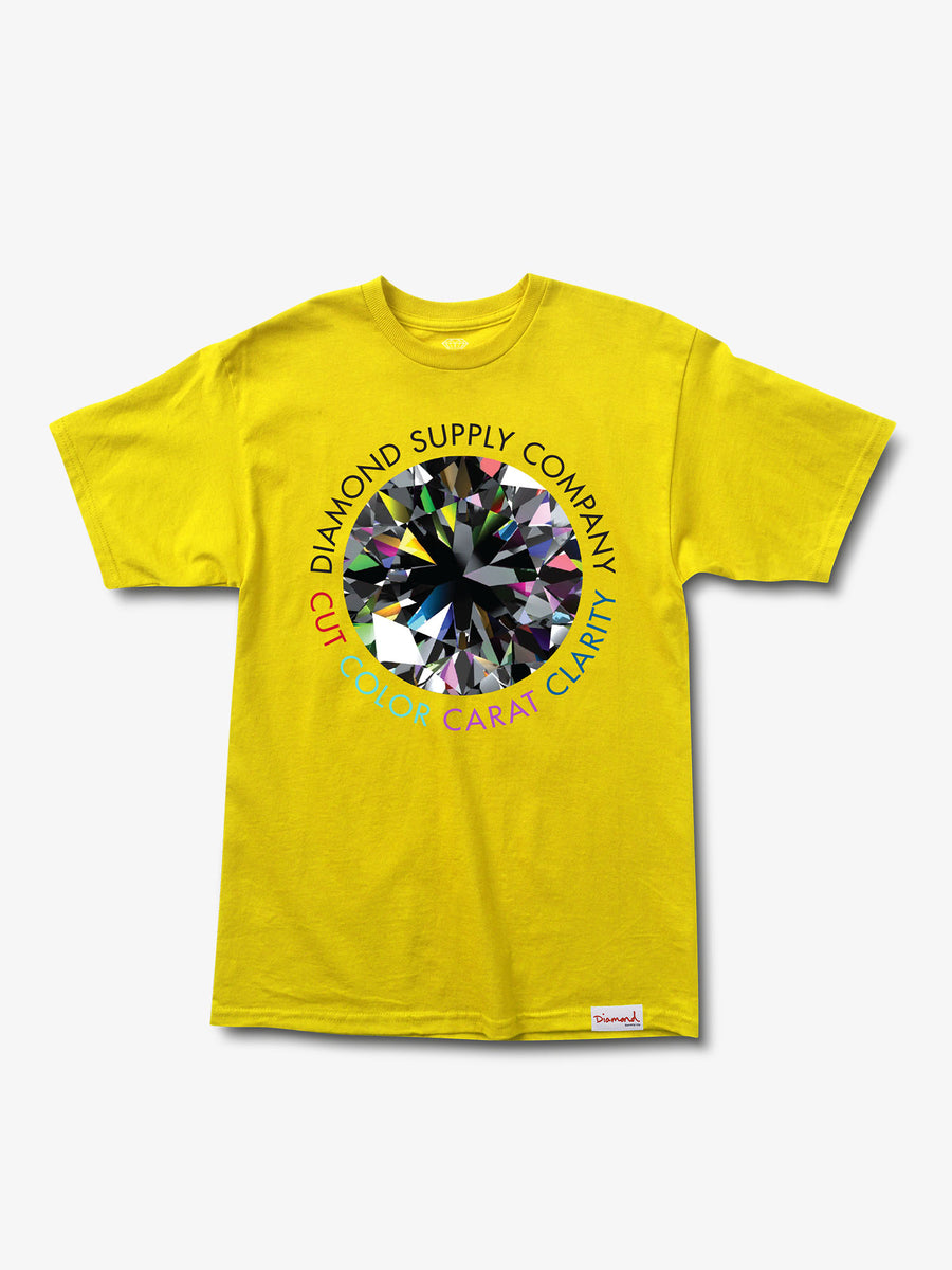 The Hundreds - Clarity Tee - Yellow