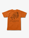 The Hundreds - Heritage Tee - Orange
