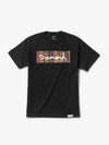 The Hundreds - Color Ply Box Logo Tee - Black