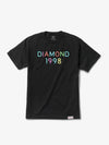 The Hundreds - Radiant Neon Tee - Black