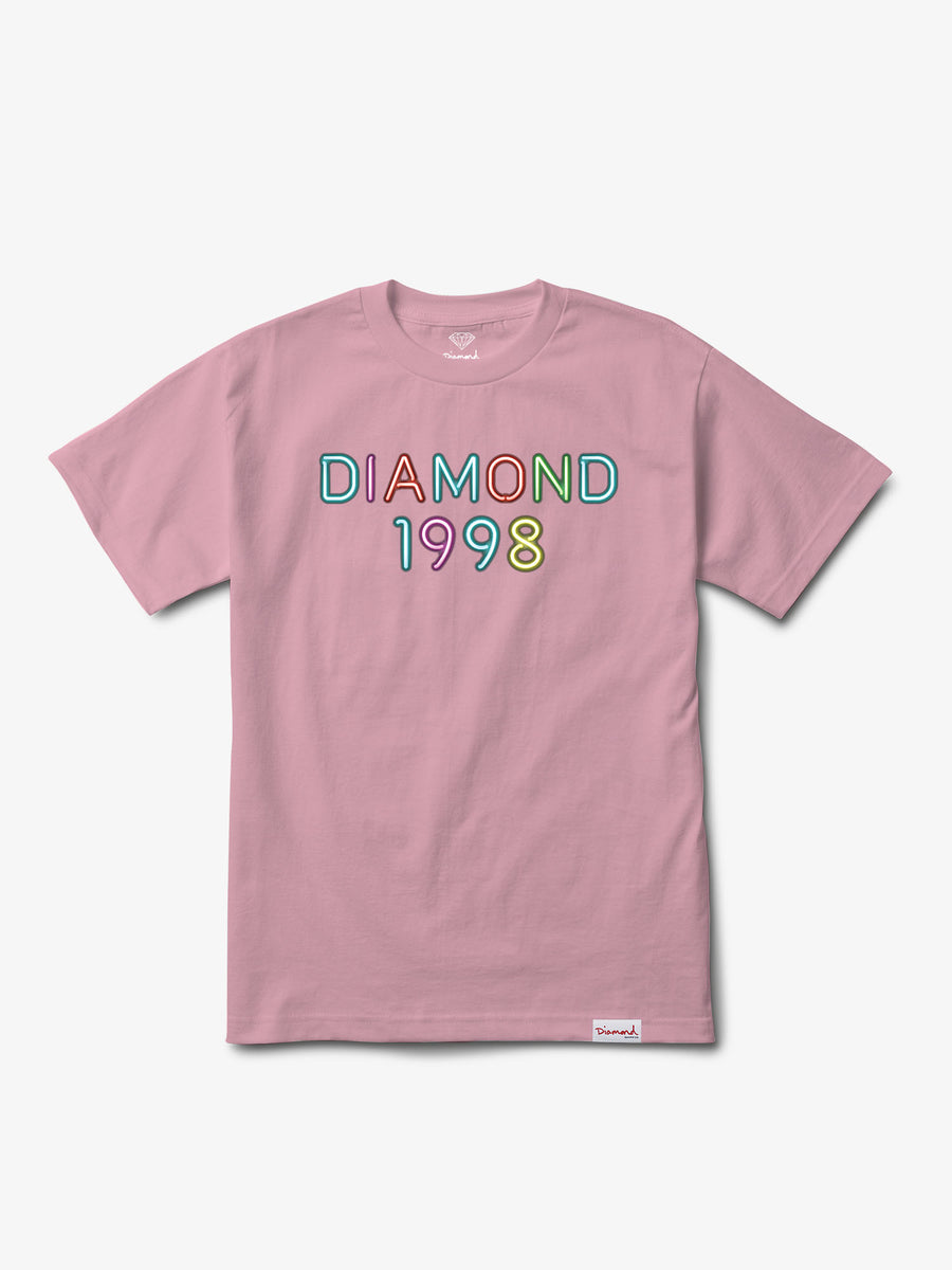 The Hundreds - Radiant Neon Tee - Pink