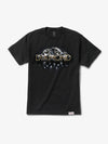 Halston - Mirrored Tee - Black