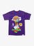 Diamond x Space Jam Los Angeles Lakers Tee - Purple