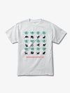 The Hundreds - Chinese Zodiac Tee - White