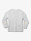 The Hundreds - 3DMND Longsleeve - White